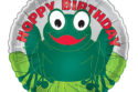 Happy Birthday big boy (frog)