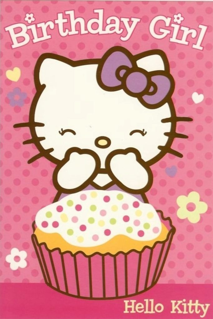 Hello Kitty Birthday picture