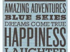Wishing you another year full of amazing adventures, pahhiness, love, laughter...
