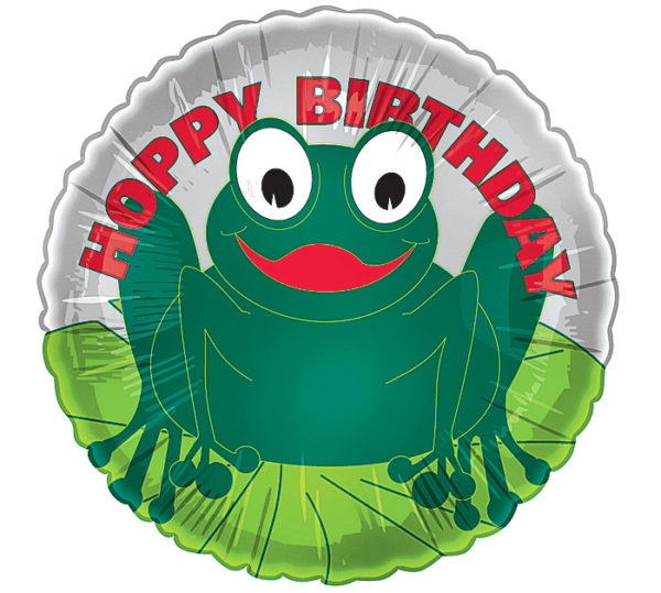 happy birthday big boy frog 600x539