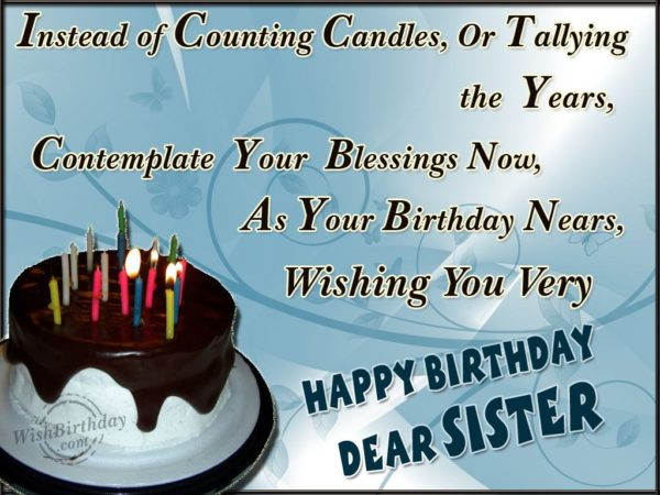 happy birthday dear sister you are amazing 3 600x450
