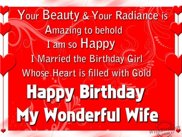 happy birthday my dear wife card 1 600x450