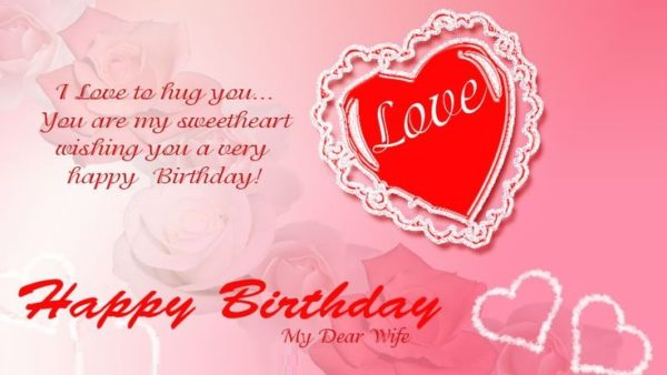 happy birthday my dear wife card 2 600x338