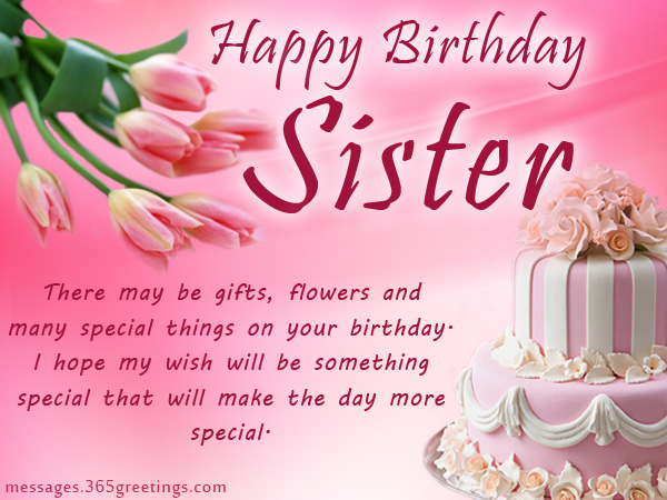 happy birthday my sweet sister 4