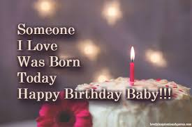 someone i love was born today 6