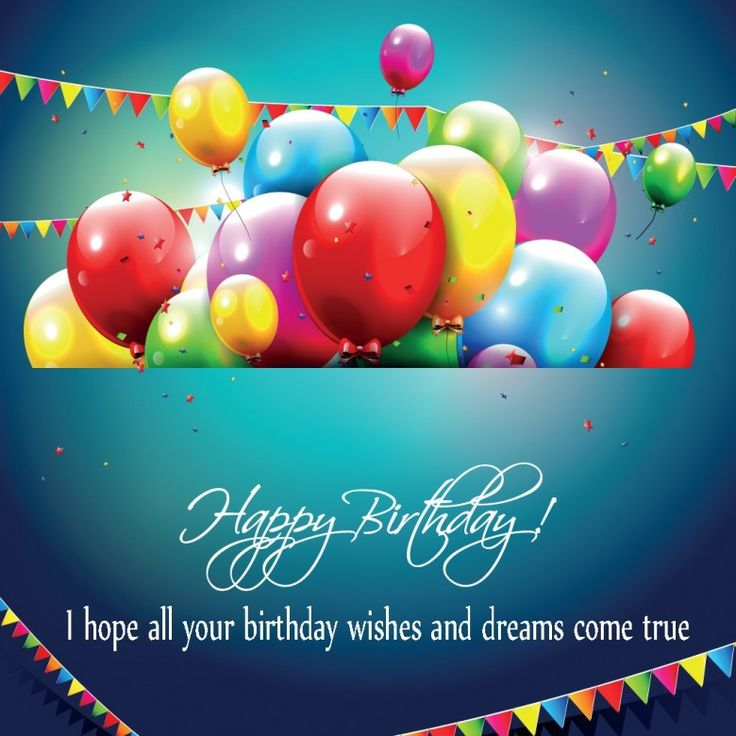 Universal bday congratulations and quotes card 5