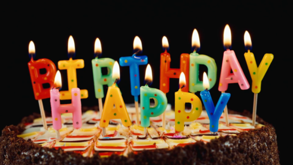 chocolate birthday cake with 17 candles 1 600x338
