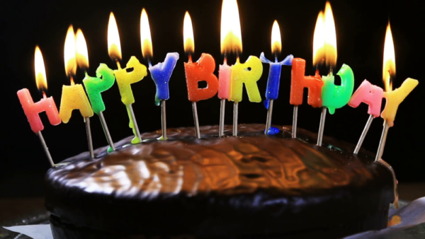 chocolate birthday cake with 17 candles 600x338