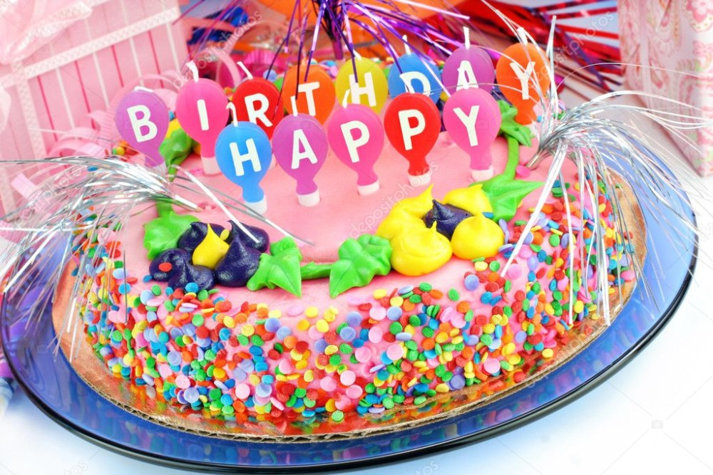 pieces of birthday cake birthday celebration atmosphere 1