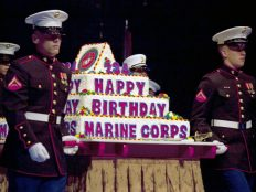 Happy Birthday, Marine corps