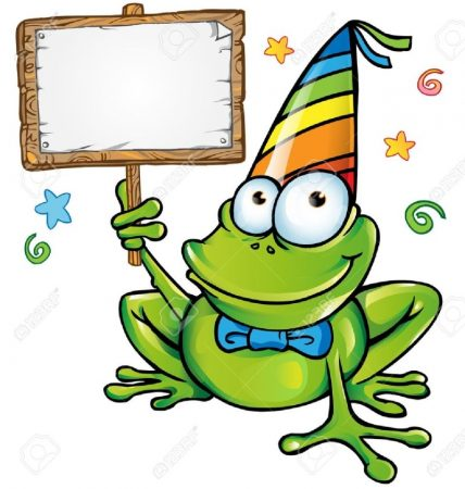 Happy birthday from a merry frog 6