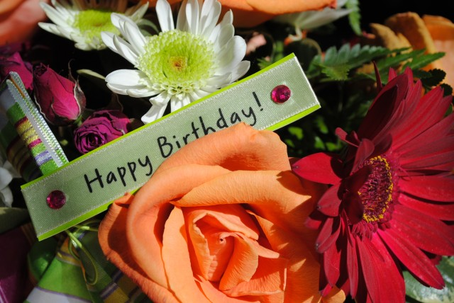 birthday bouquet beautiful images 2015 3
