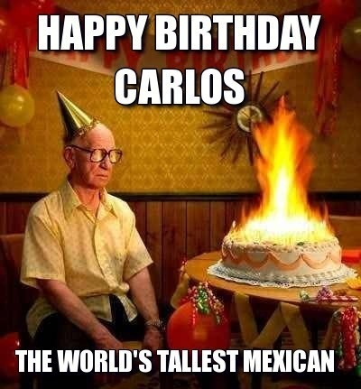 funny mexican birthday memes images collection 2
