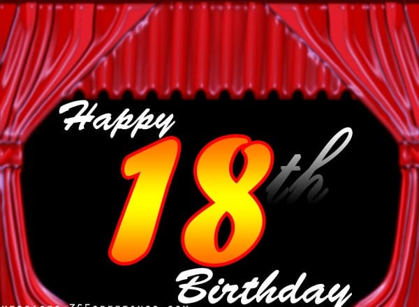 happy 18th birthday images 5