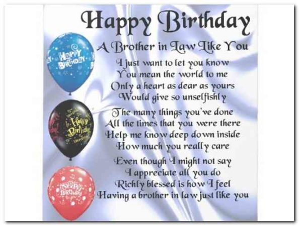 happy birthday brother in law poem 594x450
