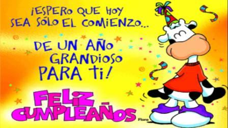 Happy Birthday In Spanish.Happy Birthday Feliz Cumpleanos Wishes Quotes In Spanish