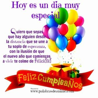 Happy Birthday (Feliz Cumpleaños) Wishes, Quotes & Song in Spanish