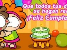 happy birthday feliz cumplea os wishes quotes song in spanish 3 232x174