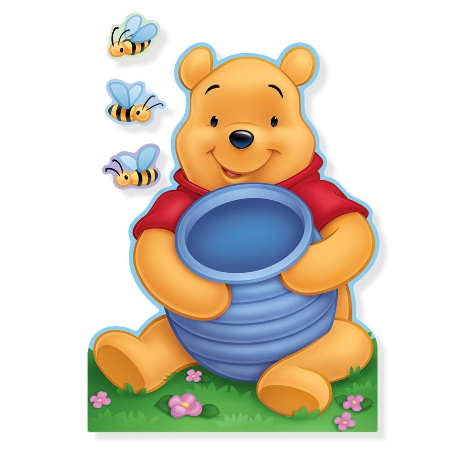 Winnie the Pooh Birthday Card- Happy Birthday pictures ...